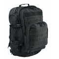 Bugout Gear: GTH III 3-Day Pack, Black