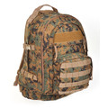 Bugout Gear: 3-Day Pass, Digital Woodland Camo (MARPAT)