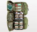 Warrior Aid & Litter Kit (WALK), OD Green