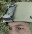 Front Bracket Kit, Night Vision Goggles (NVG), for Advanced Combat Helmet (ACH) (NSN 5340-01-509-1467)