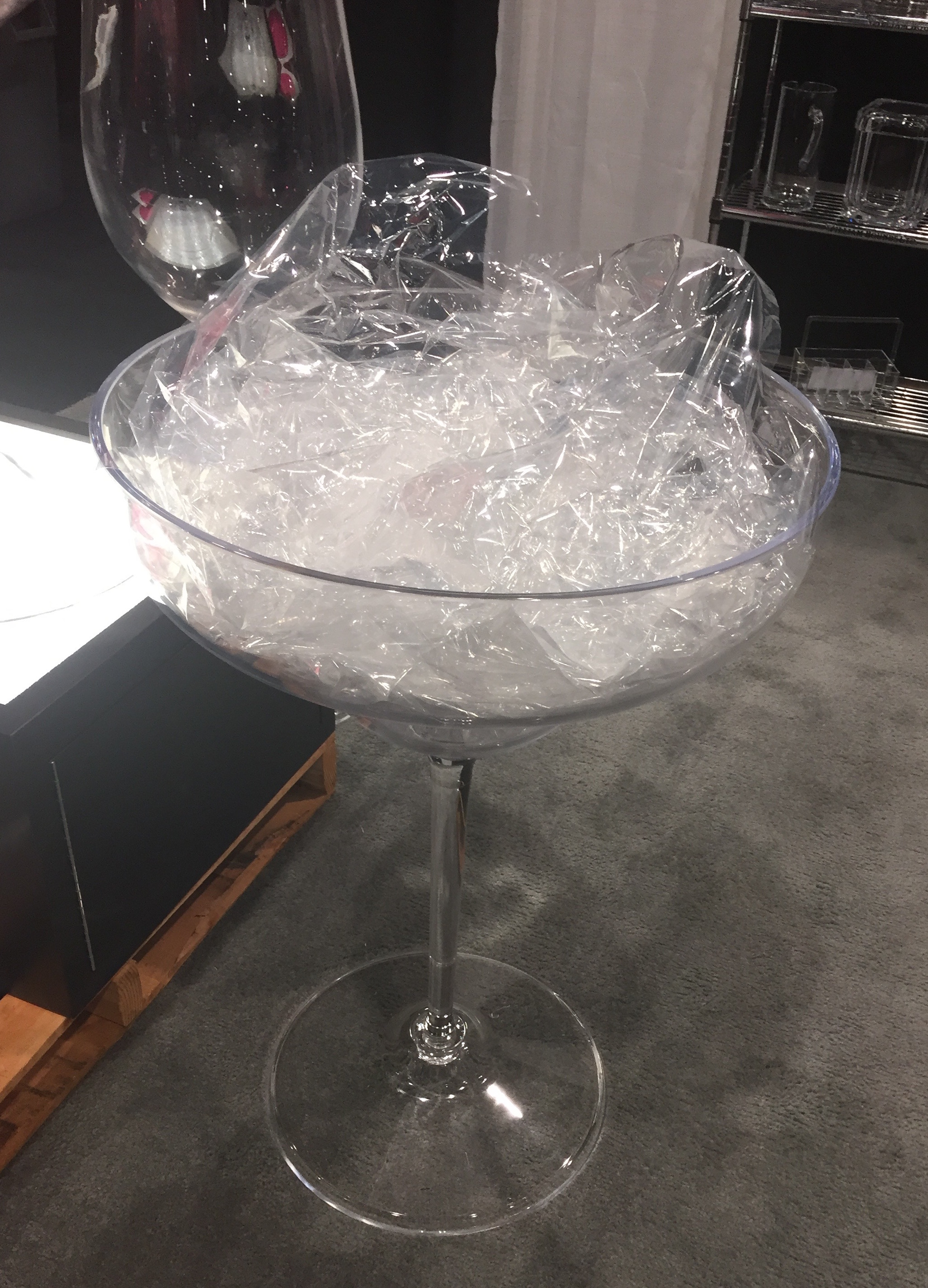 Large Margarita Glass Big Martini Glass 33 5 Quot Inch X 23 2