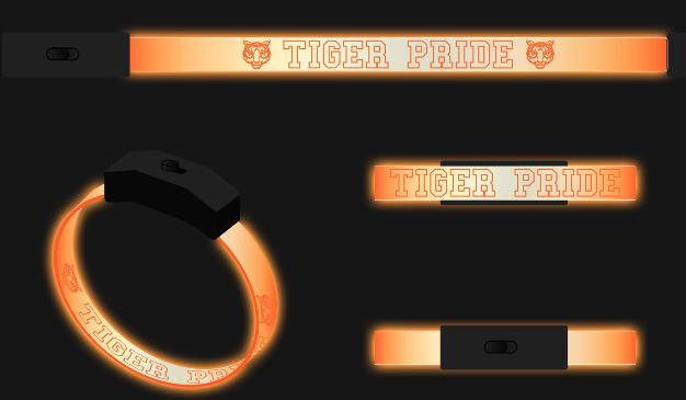 tiger-pride-school-sports-team-fund-raiser-led-wristband-idea-nightclubshop.png