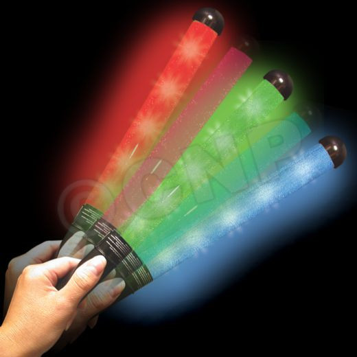 Led Wands Are Great Handheld Lights For Dancing At Your