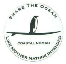 Share the Ocean Sticker