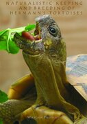 """Naturalistic Keeping and Breeding of Hermanns Tortoises"" Book"