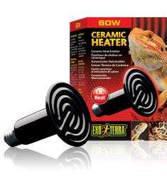 Exo Terra Heat Wave Lamp Heat Emitter Tortoise Supply