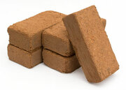 "Exo Terra ""Plantation Soil"" - Coconut Coir (Brick Form)"