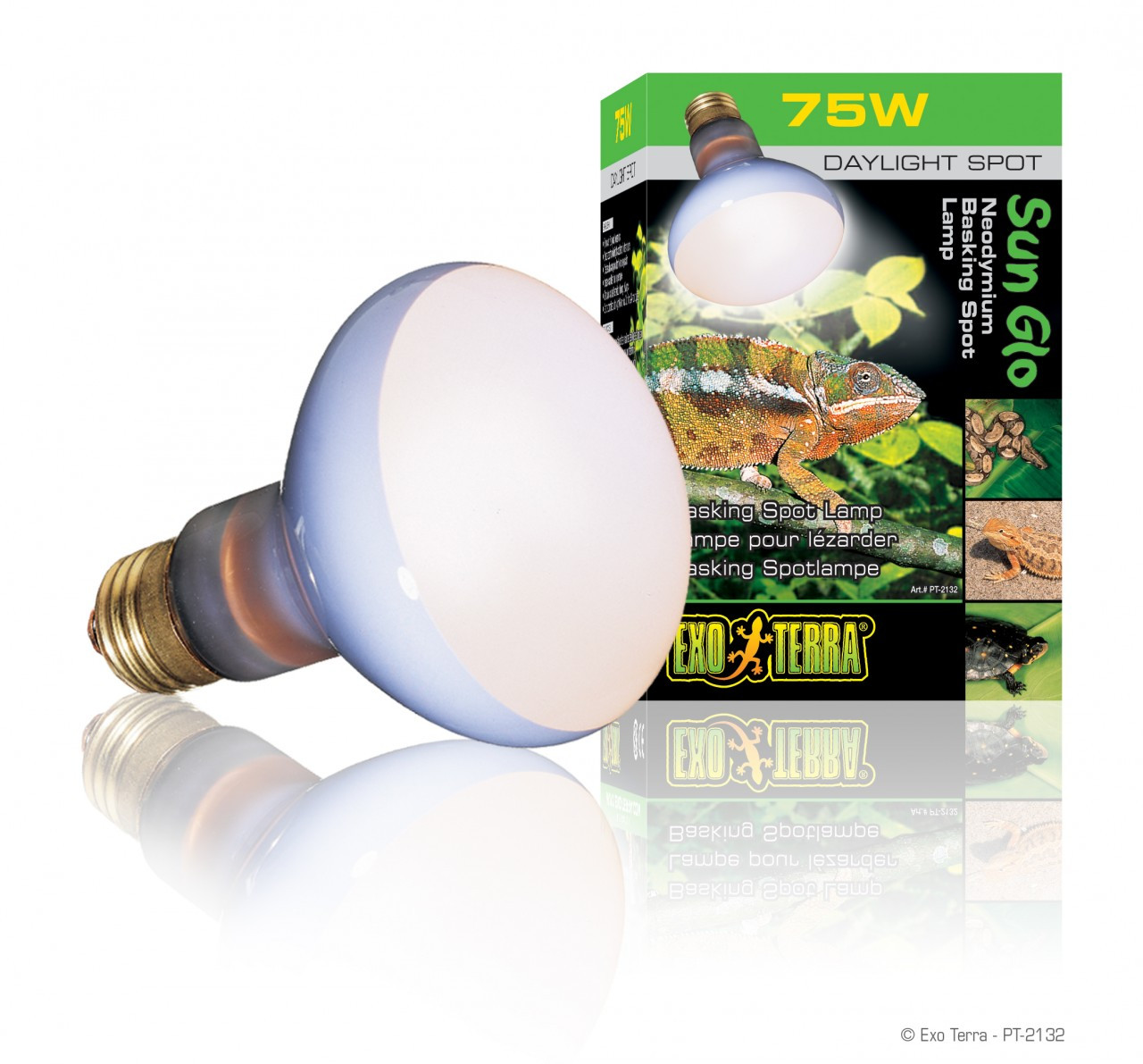 Exo Terra Sun Glo Bulbs Available Now At Tortoisesupply Com