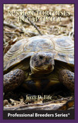 """Russian Tortoises in Captivity"" Book"