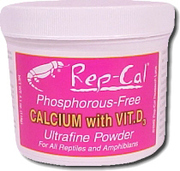Rep Cal Calcium Supplement w/D3