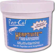 Rep Cal Herptivite Multivitamin Supplement