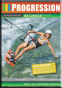 Progression Kiteboarding Beginner DVD
