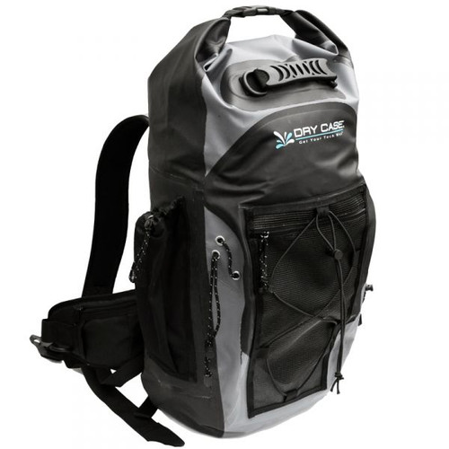 DryCASE BP-35 Waterproof Backpack l Gray