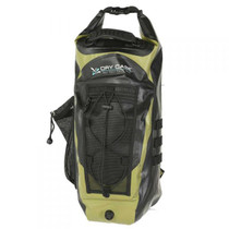 DryCASE BP-35 Waterproof Backpack l Green
