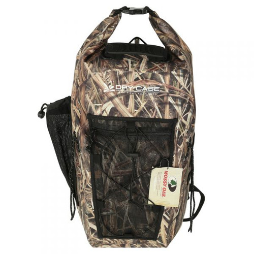 DryCASE Brunswick Waterproof Backpack l Mossy Oak Shadow Grass Blades