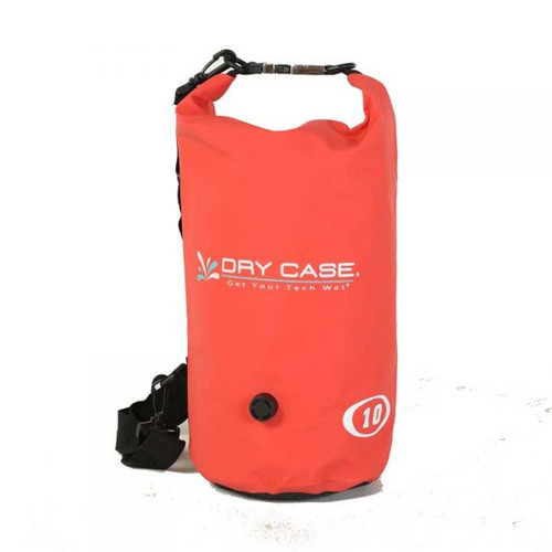 DryCASE Deca Waterproof Bag l Red