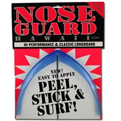 Surfco Hawaii Longboard Nose Guard Blue