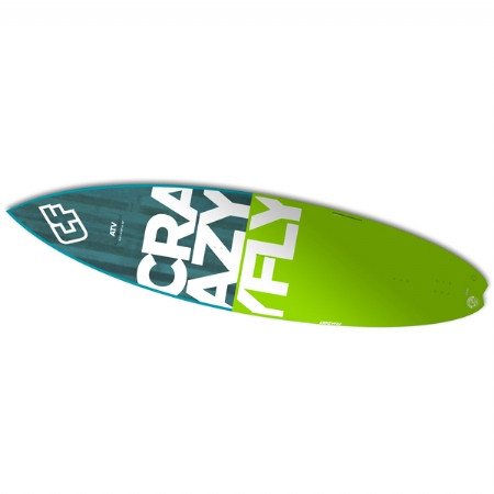 2016 Crazyfly ATV Surfboard