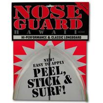 Surfco Longboard Nose Guard Clear