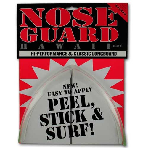 Surfco Longboard Nose Guard Clear