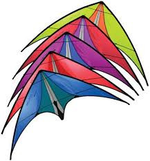 Prism Nexus 5-Stack Stunt Kite
