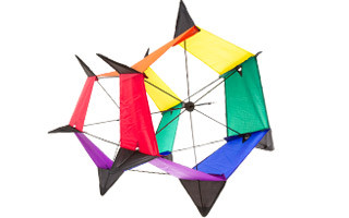 "HQ Roto ""S"" Single Line Kite"