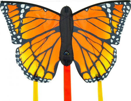 HQ Butterfly Kite Monarch Large