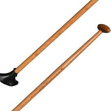 Kahuna Stick Adjustable Land Paddle l Bamboo