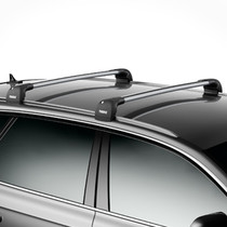 Thule AeroBlade Edge Flush Mount Roof Rack Bar - Update Version