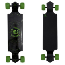MBS All-Terrain Drop Deck Longboard | 39 inch