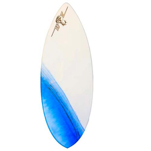 Bolt fiberglass skimboard example only