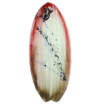 Zap Skimboards Fish Design With Art