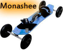 SCRUB Monashee Landboard Mountainboard  by HQ Power Kites