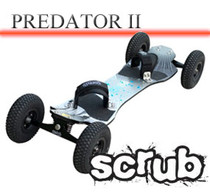 Predator II Mountainboard Main