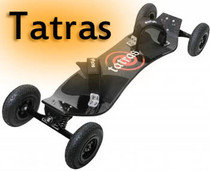 SCRUB Tatras Landboard Mountainboard  by HQ Power Kites
