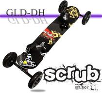 GLD-DH Landboard by SCRUB