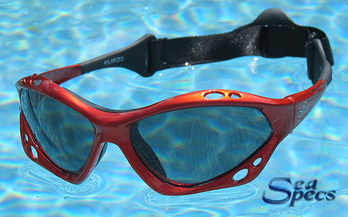 Copper Orange SeaSpecs Sunglasses