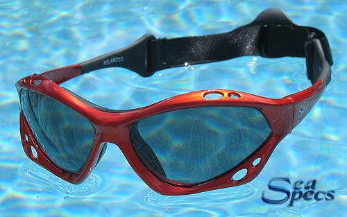 Copper Orange SeaSpecs Sunglasses