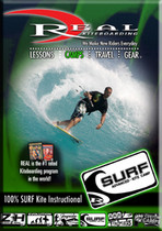 Surf Kiteboarding DVD