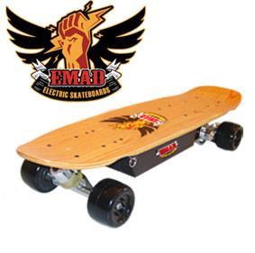 EMAD Concrete Craver Electric Skateboard