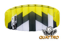 Ozone Imp Quattro Quad Handle Power Kite