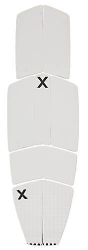 Longbow Xtrak Traction Pad in white