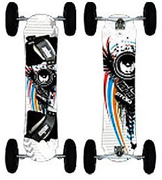 MBS Atom 90 Mountainboard Deck