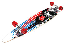 "Atom 49"" Pin-Tail SC Longboard Bottom"