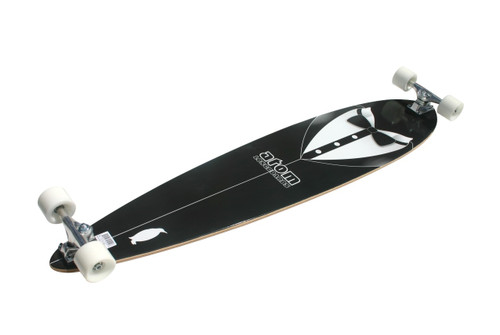 "Atom 50"" Pin-Tail Longboard Bottom"
