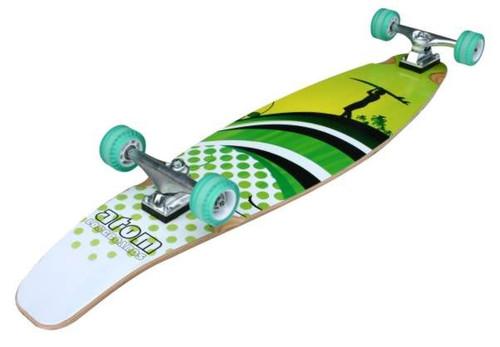MBS ATOM KickTail Longboard