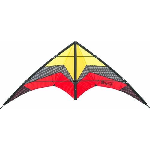 HQ Limbo II Stunt Kite l Lava
