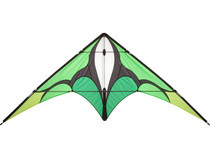 HQ Jive II  Emerald Dual Line Stunt Kite