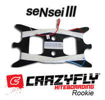 Sensei / Crazyfly Trainer Kite 200 lb. Replacement Kite Lines