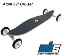 MBS Atom 39 Cruiser Longboard